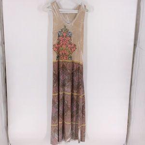 Chesley Stretch Maxi Dress M